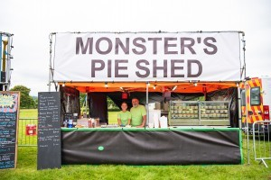 Monster Pie Shed